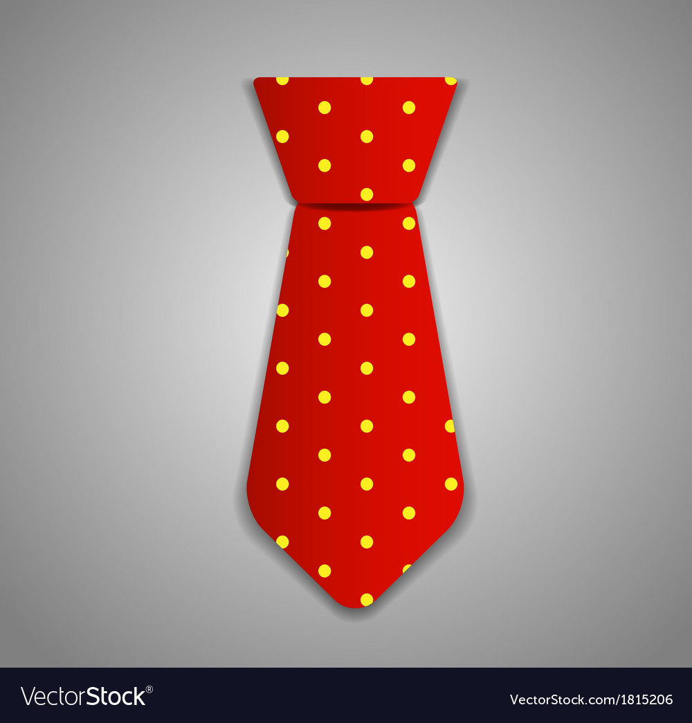 Necktie vector   Price: 1 Credit (USD $1)