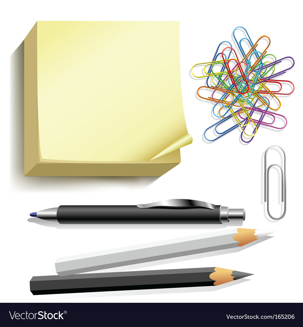 Pencil background vector | Price: 1 Credit (USD $1)