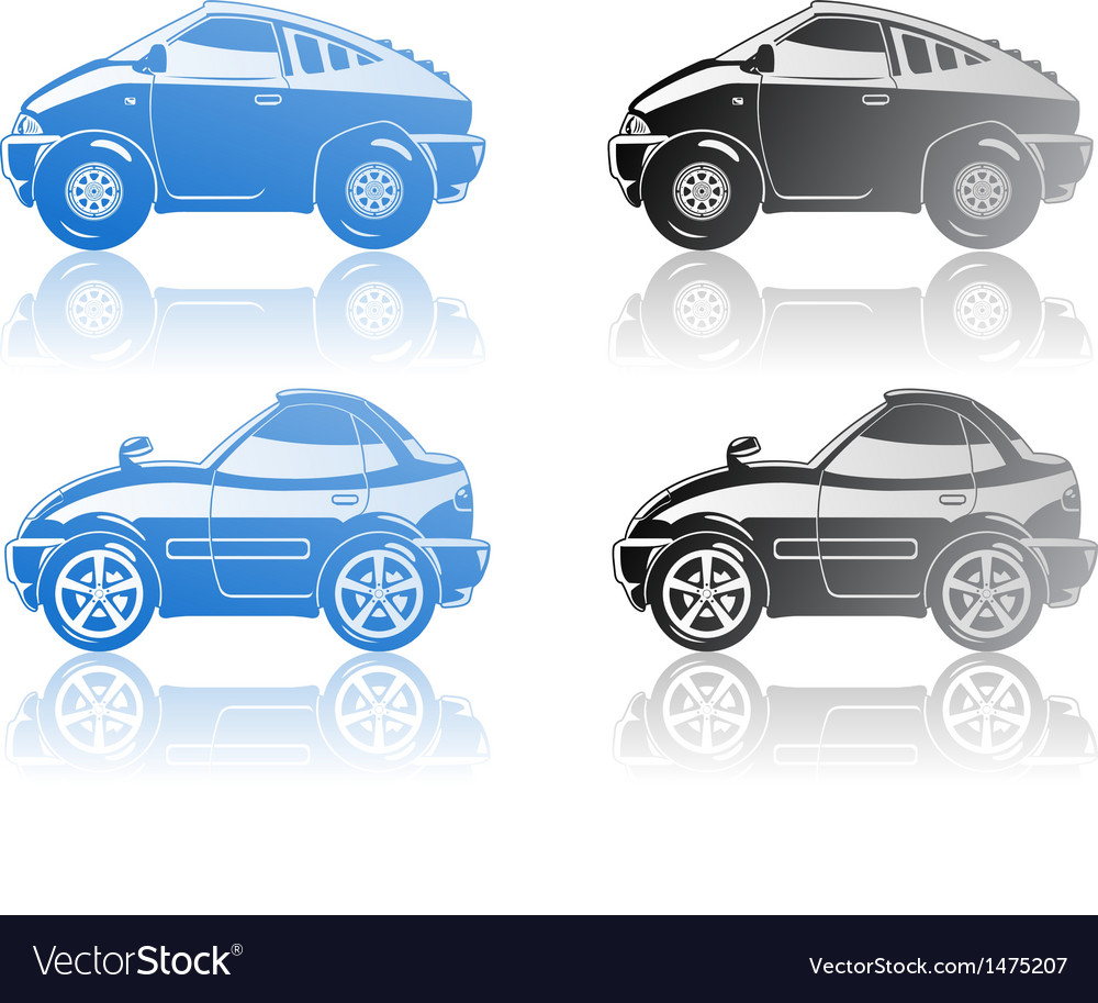 Sport cars vector | Price: 1 Credit (USD $1)