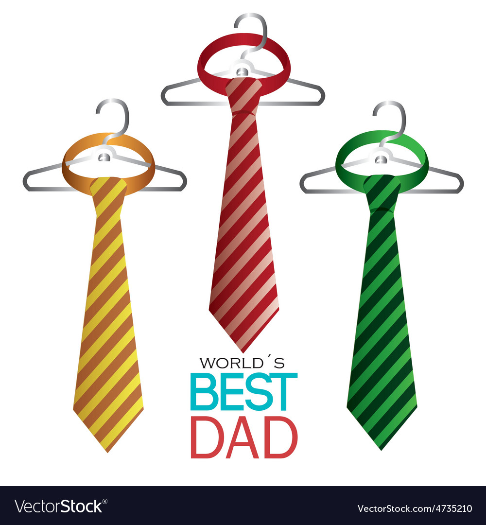 Happy fathers day card design vector   Price: 1 Credit (USD $1)