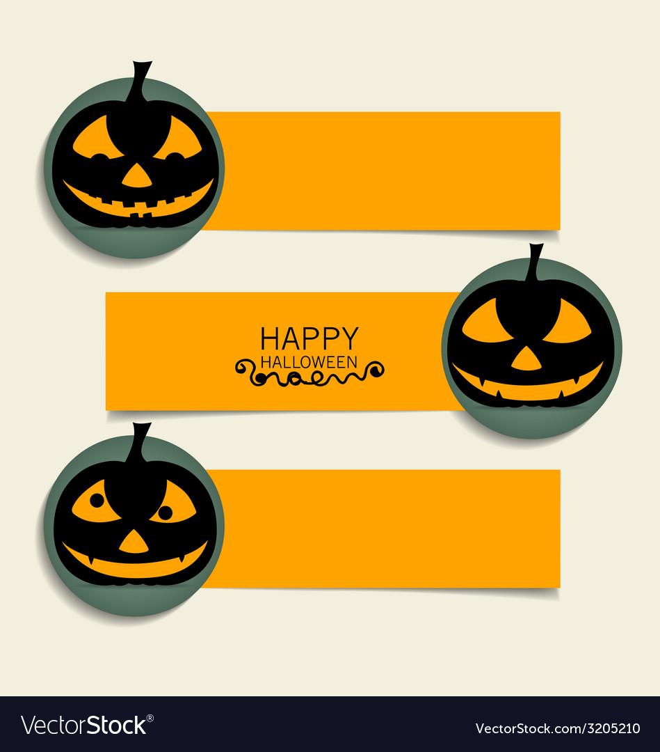 Happy halloween design background with halloween vector   Price: 1 Credit (USD $1)