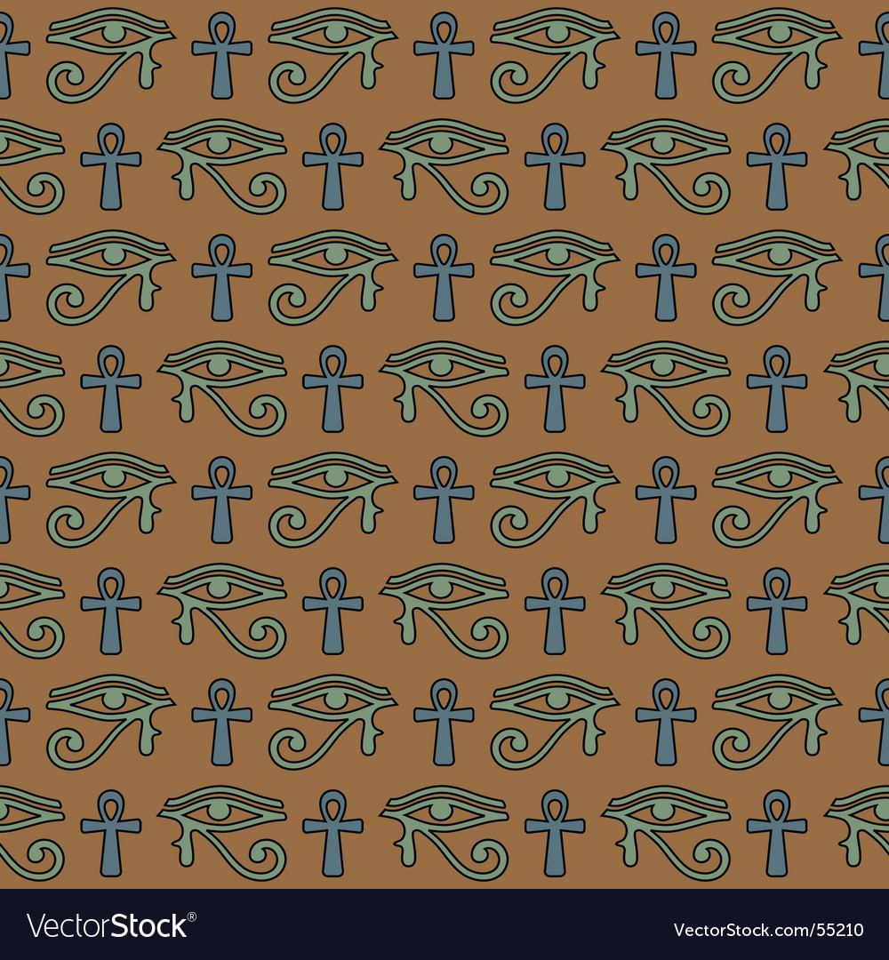 Hieroglyphic background vector | Price: 1 Credit (USD $1)