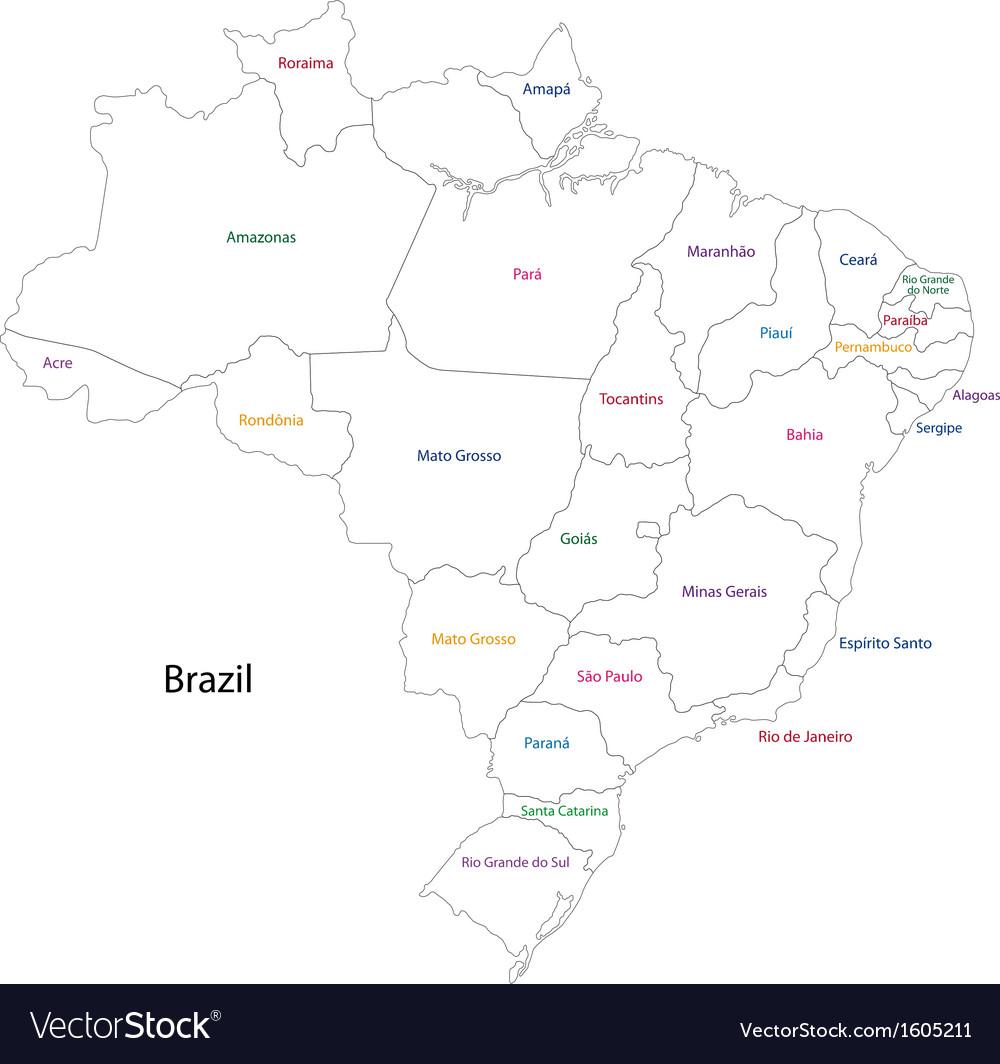 Contour bolivia map vector   Price: 1 Credit (USD $1)