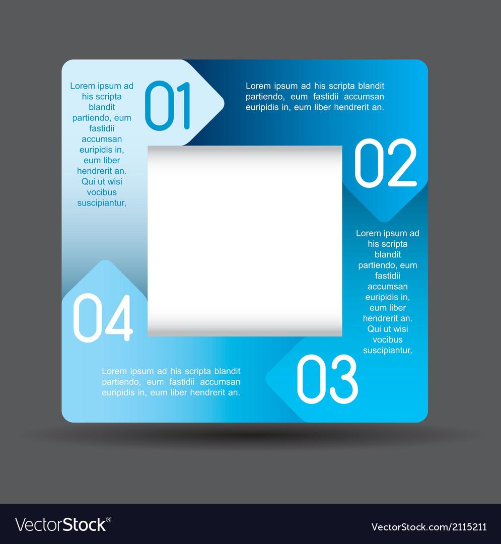 Design of advertisement numbers vector   Price: 1 Credit (USD $1)