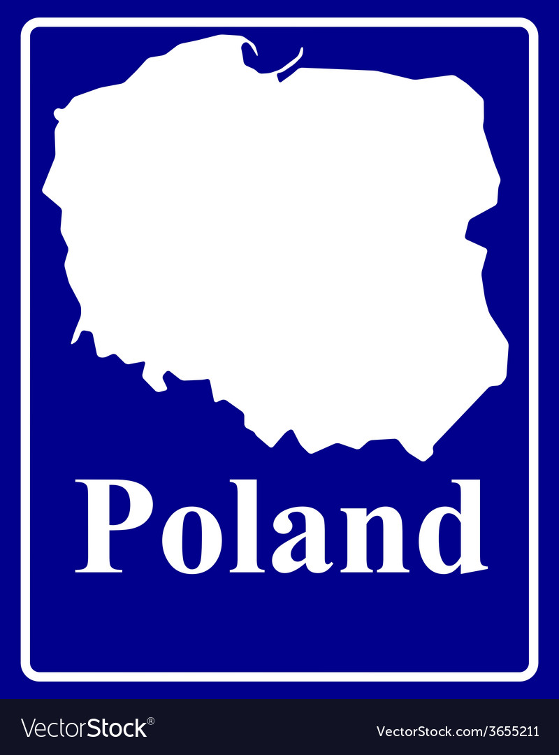 Poland vector | Price: 1 Credit (USD $1)