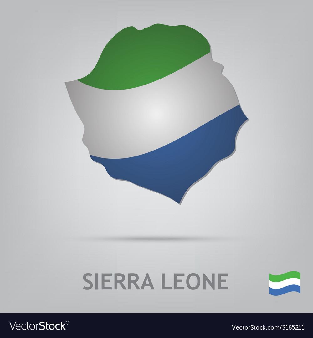 Sierra leone vector   Price: 1 Credit (USD $1)