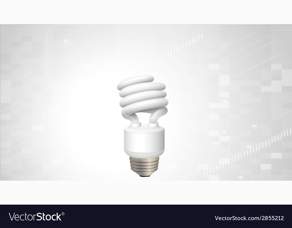 A light bulb vector | Price: 1 Credit (USD $1)
