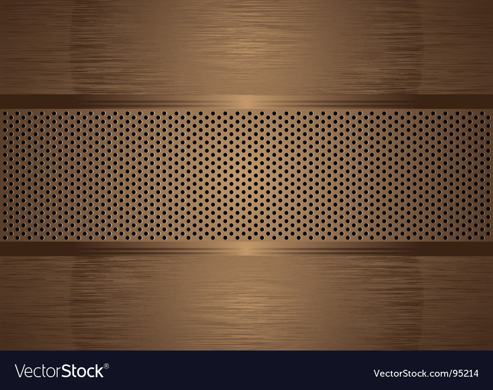 Gratted bronze brushed vector   Price: 1 Credit (USD $1)