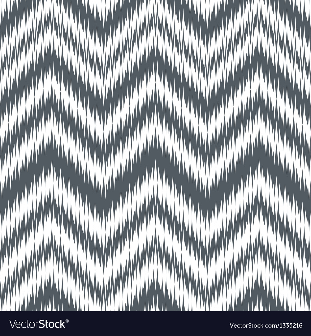 Grey alloy chevron ikat vector | Price: 1 Credit (USD $1)