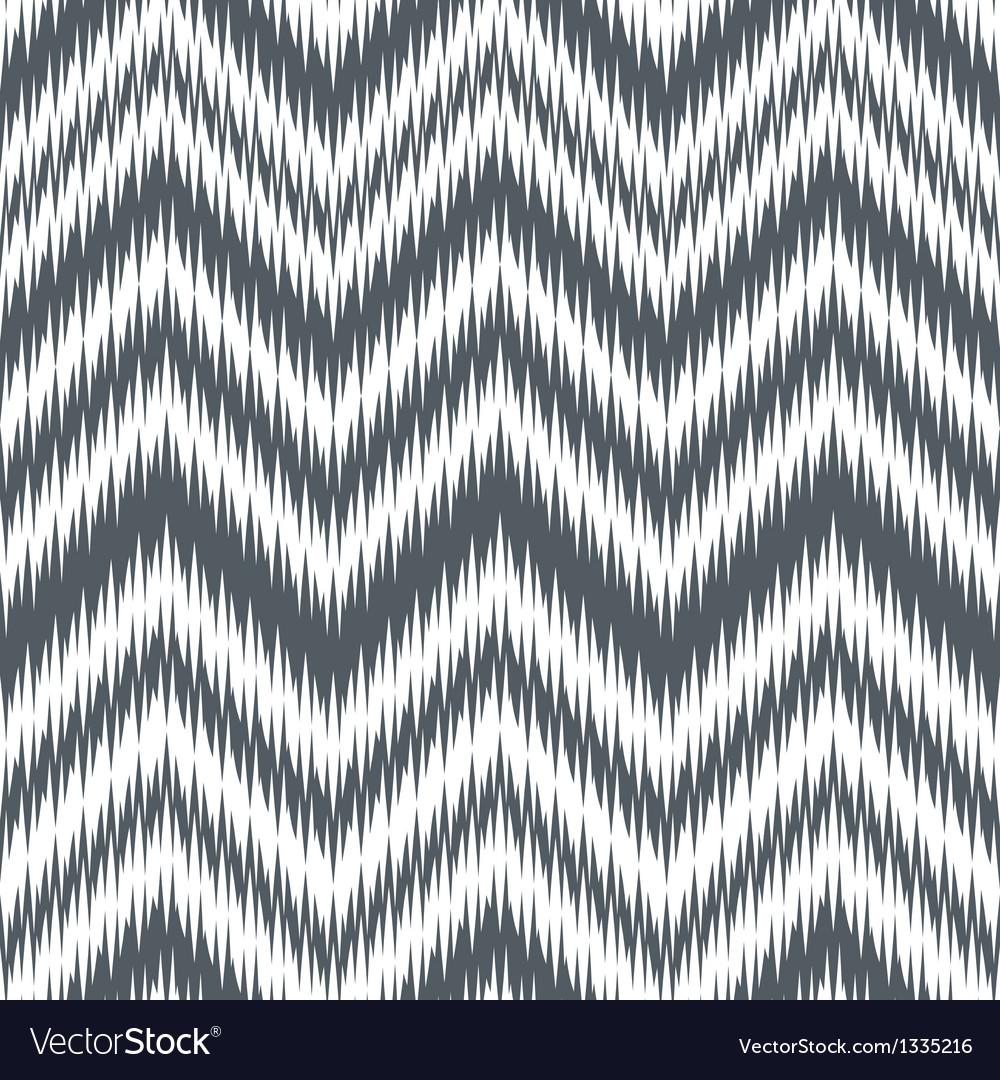 Grey alloy chevron ikat vector | Price: 1 Credit (USD $1)