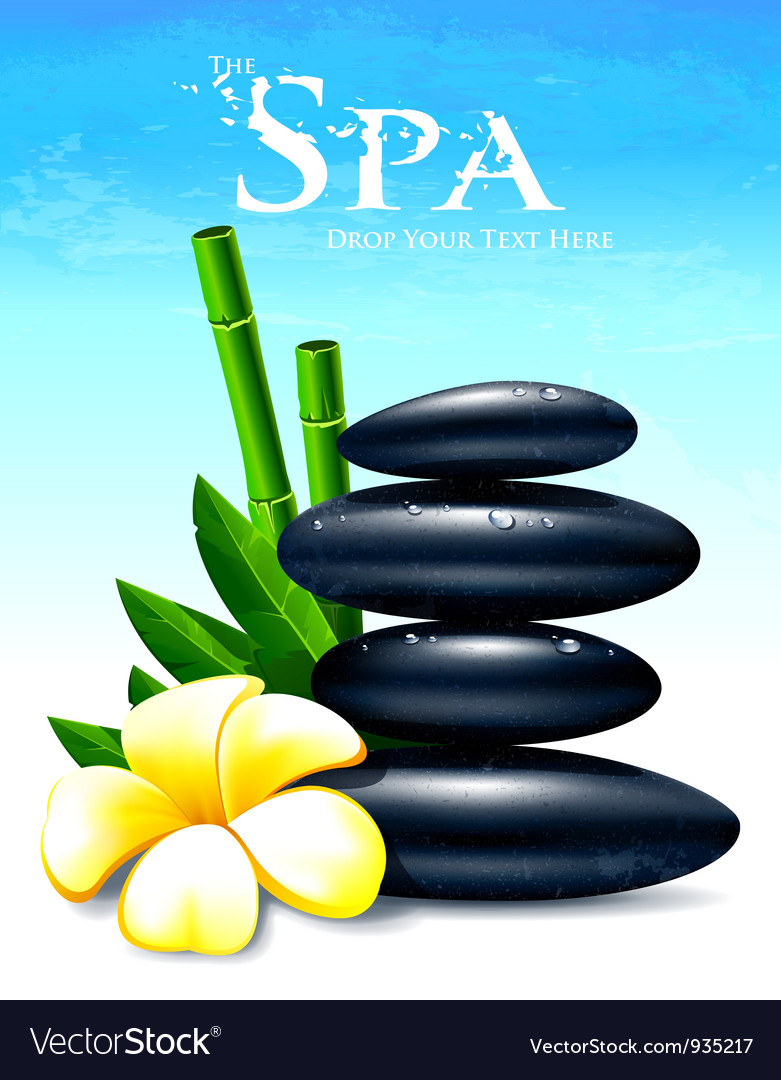 Spa vector | Price: 3 Credit (USD $3)