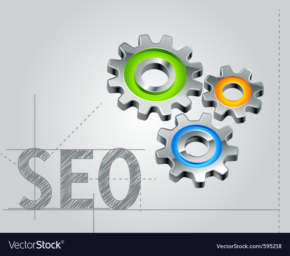 Seo concept vector | Price: 1 Credit (USD $1)