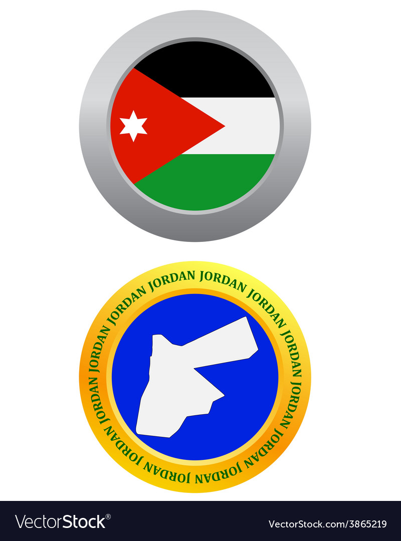 Button as a symbol jordan vector | Price: 1 Credit (USD $1)