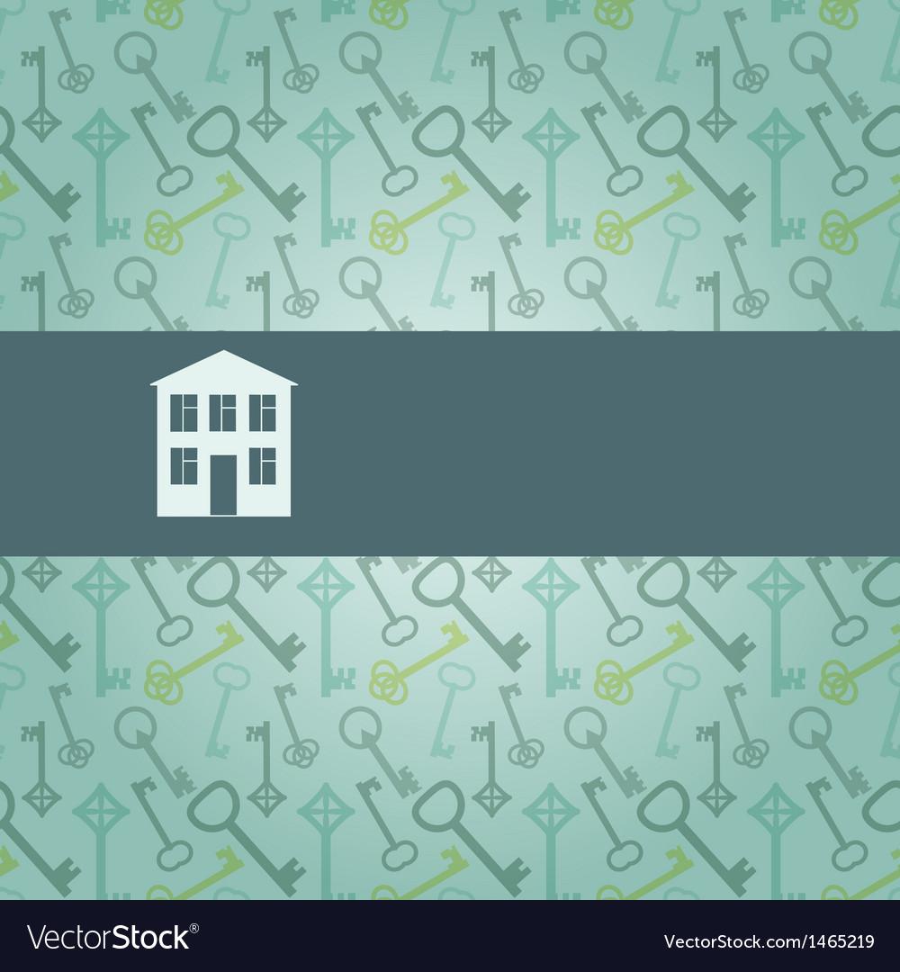 Real estate vector | Price: 1 Credit (USD $1)