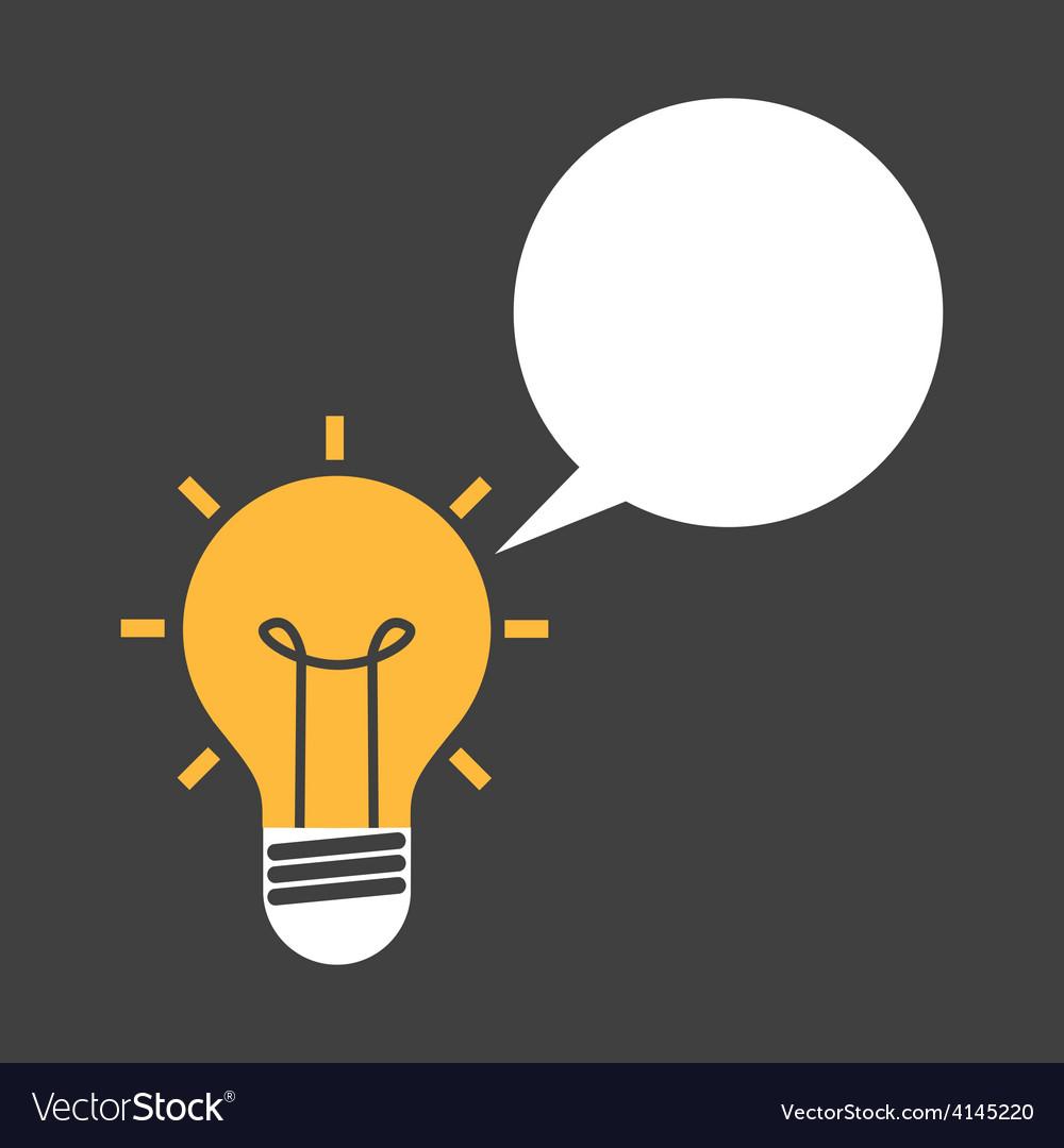 Idea icon vector | Price: 1 Credit (USD $1)