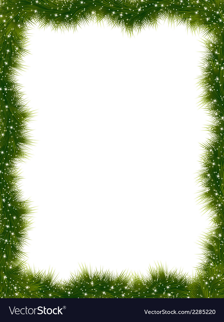 New year frame with copy space eps 8 vector | Price: 1 Credit (USD $1)