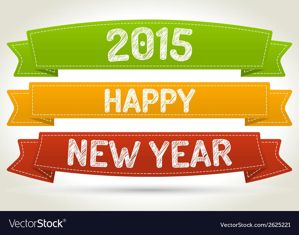 Happy new year vector | Price: 1 Credit (USD $1)
