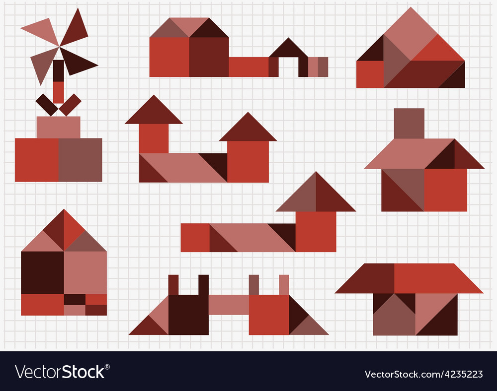 Building and construction on a white background vector | Price: 1 Credit (USD $1)