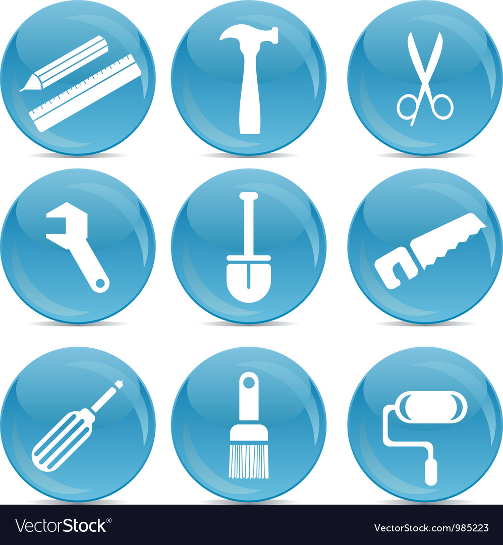 Tools of the trade vector | Price: 1 Credit (USD $1)