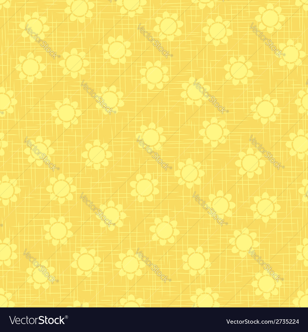 Organic flower pattern vector | Price: 1 Credit (USD $1)