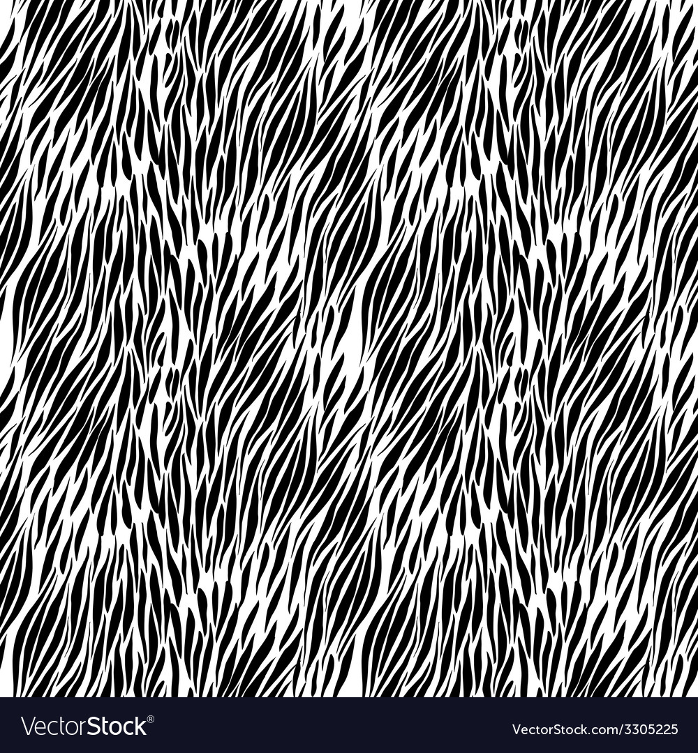 Black and white zebra background vector | Price: 1 Credit (USD $1)