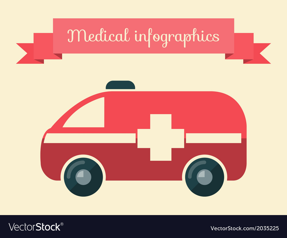 Medical infographic vector | Price: 1 Credit (USD $1)