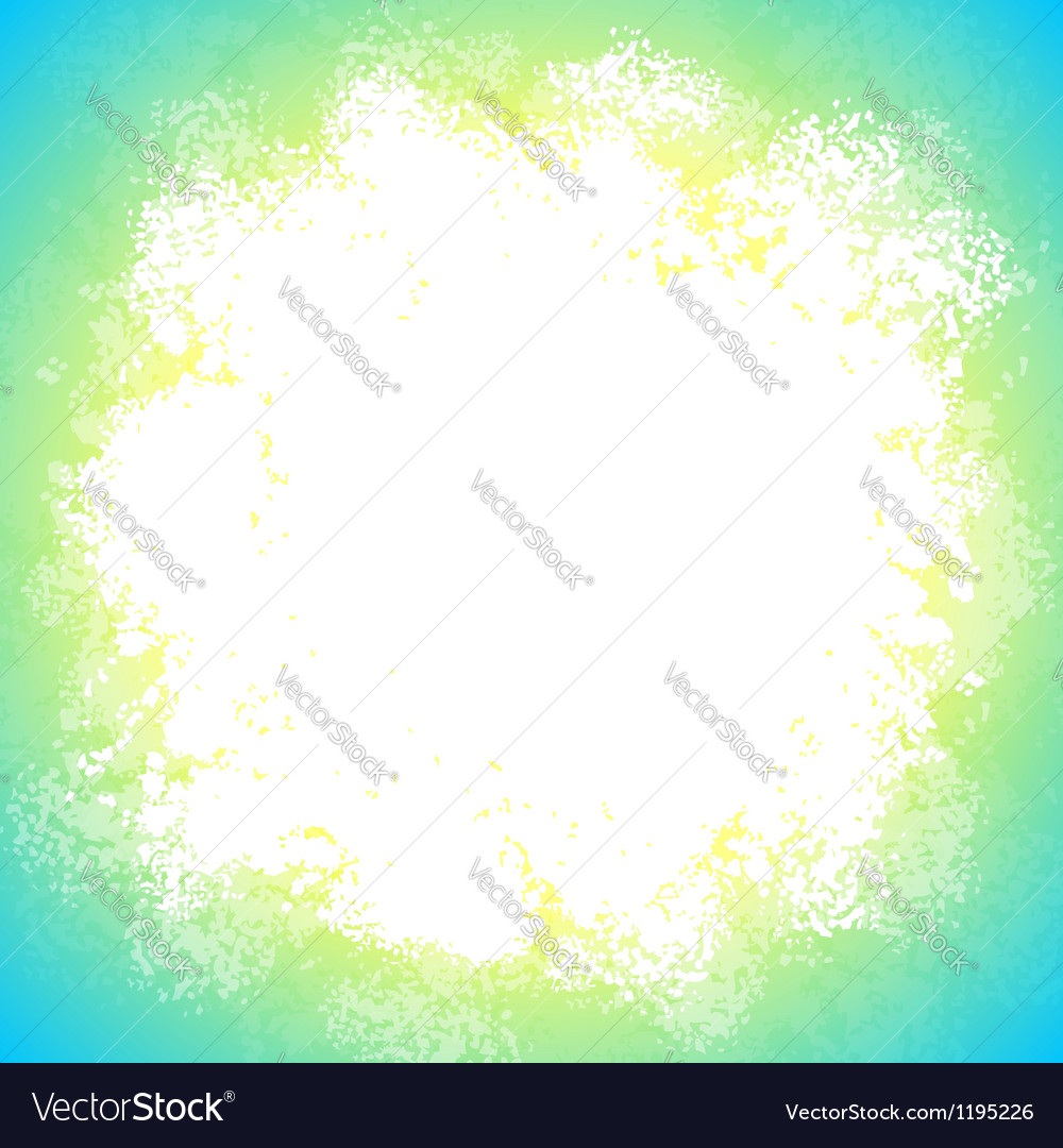 Blue bright grunge colorful explode vector | Price: 1 Credit (USD $1)