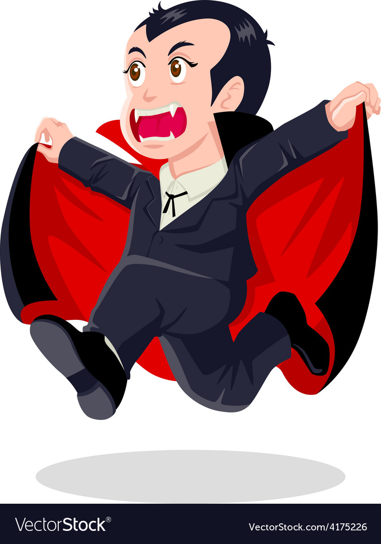 Dracula vector | Price: 1 Credit (USD $1)