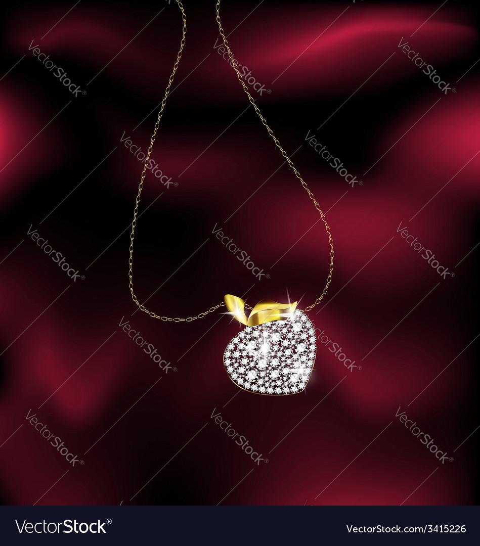 Jewelry berry vector | Price: 1 Credit (USD $1)
