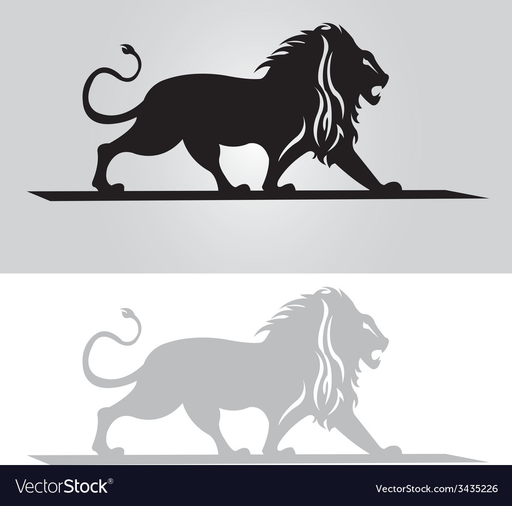 Lions design vector | Price: 1 Credit (USD $1)
