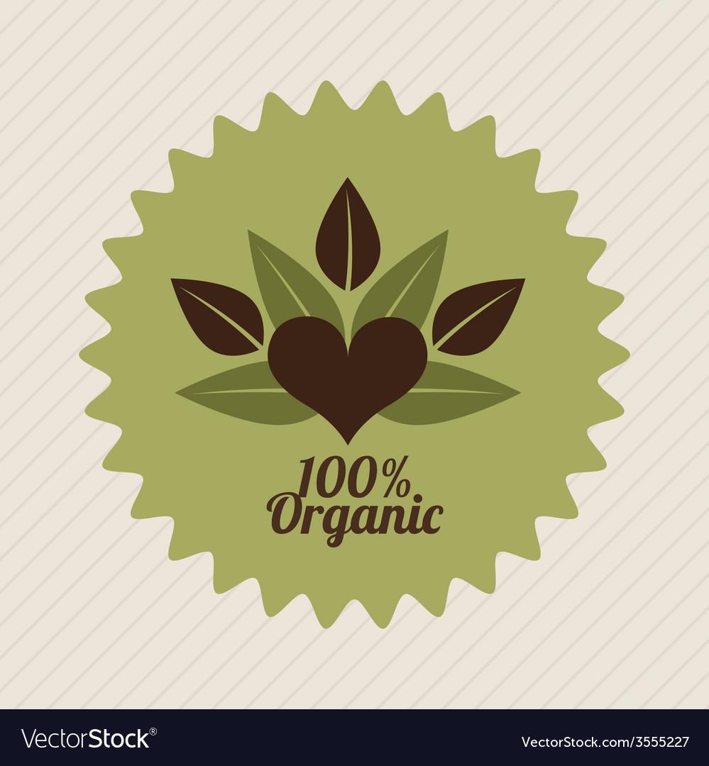 Organic food vector   Price: 1 Credit (USD $1)