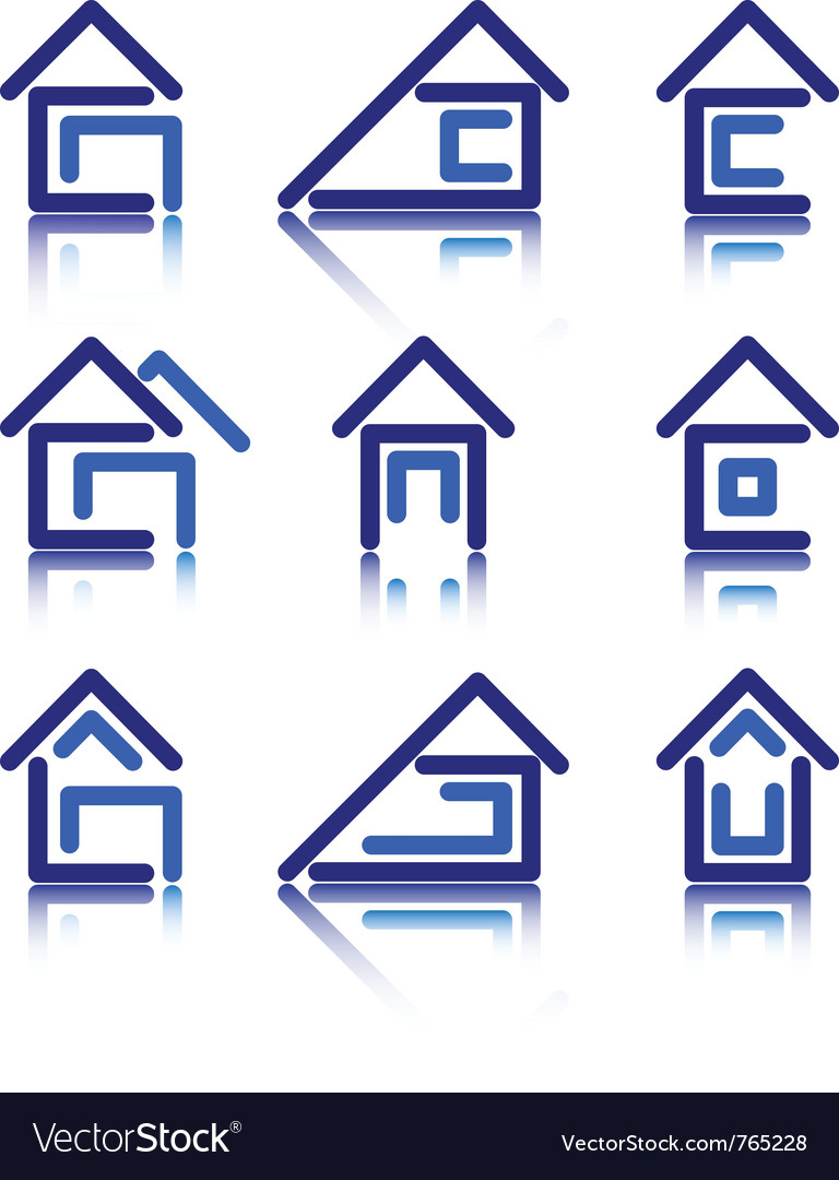 Icon set for construction vector | Price: 1 Credit (USD $1)