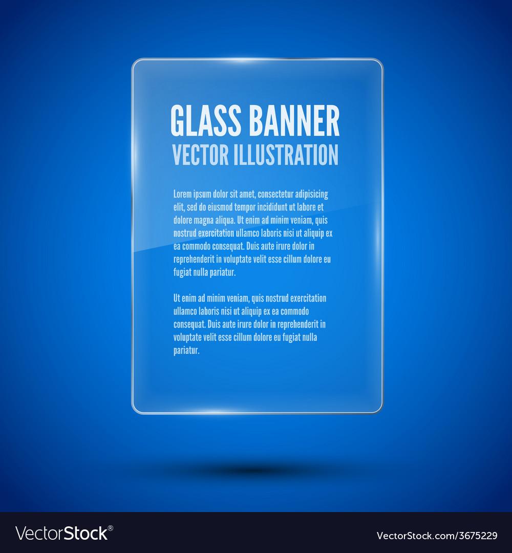 Glass framework vector | Price: 1 Credit (USD $1)