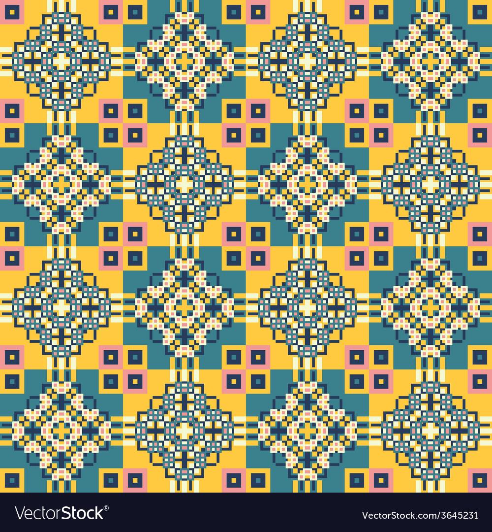 Geometrical pattern vector | Price: 1 Credit (USD $1)