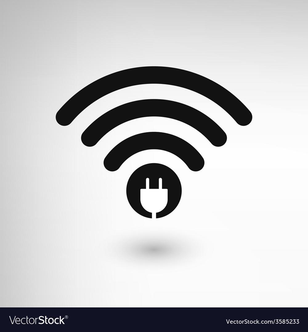 Creative wifi vector | Price: 1 Credit (USD $1)