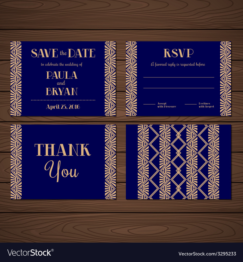 Save the date vector | Price: 1 Credit (USD $1)