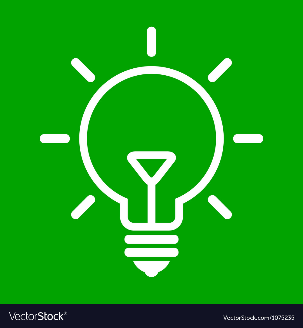 Bulb vector | Price: 1 Credit (USD $1)