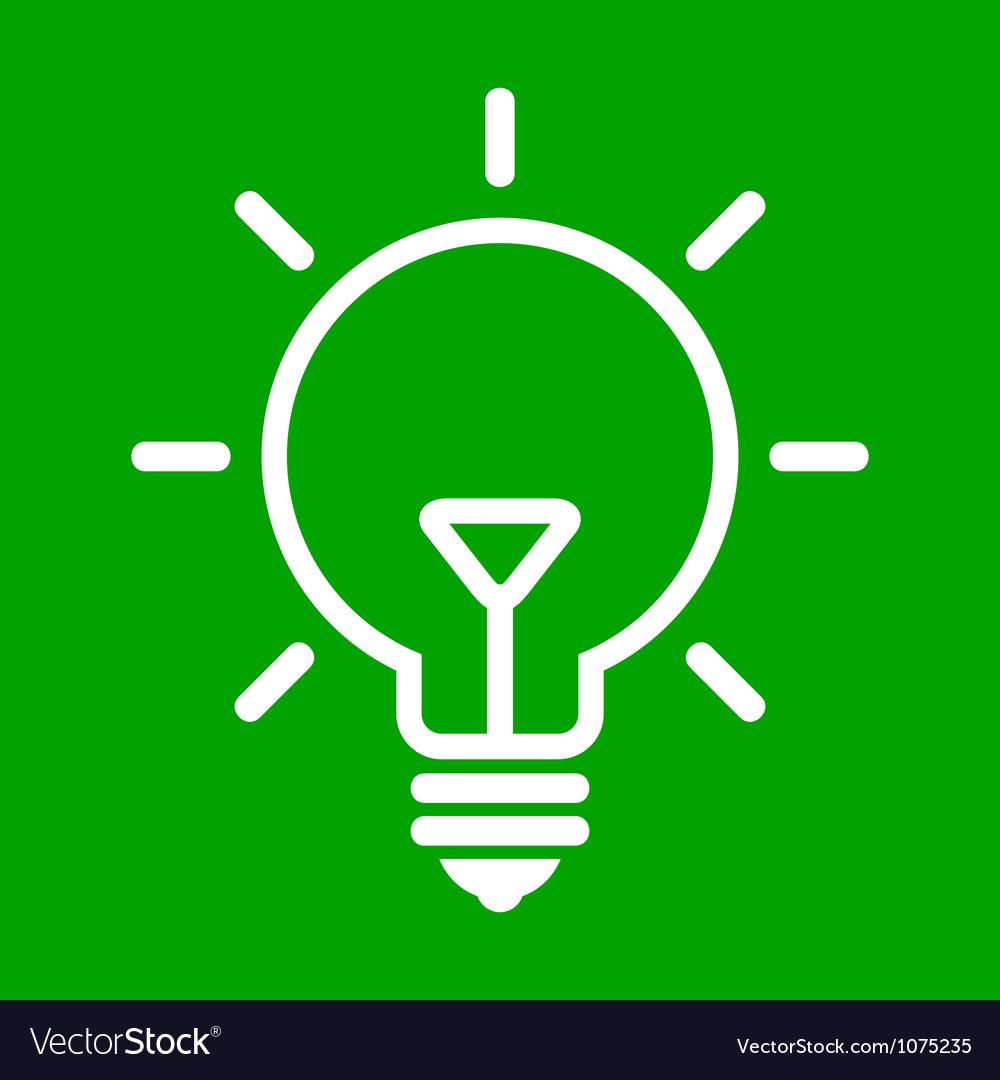 Bulb vector | Price: 1 Credit (USD $1)