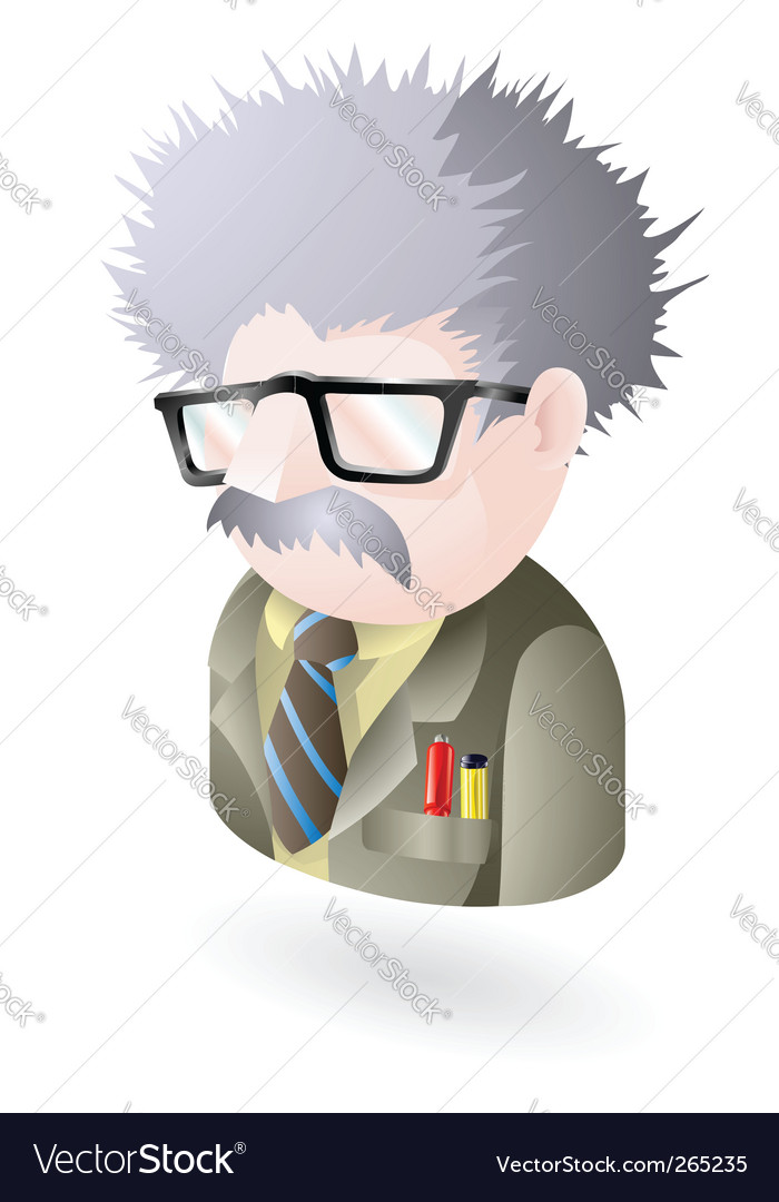 Geek vector | Price: 3 Credit (USD $3)