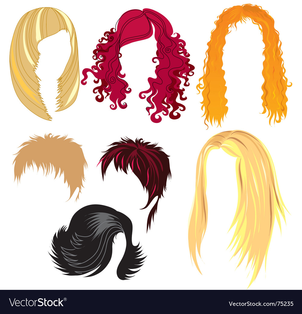 Haircut sample vector | Price: 1 Credit (USD $1)