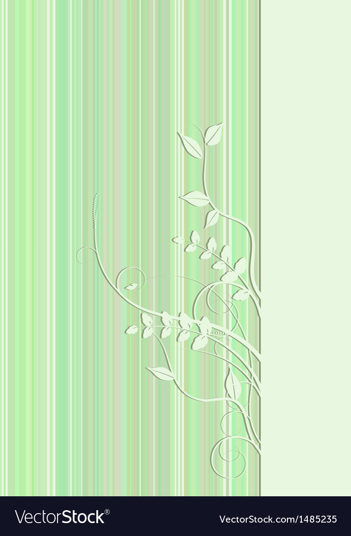 Plant background - the meadow in summer time vector | Price: 1 Credit (USD $1)