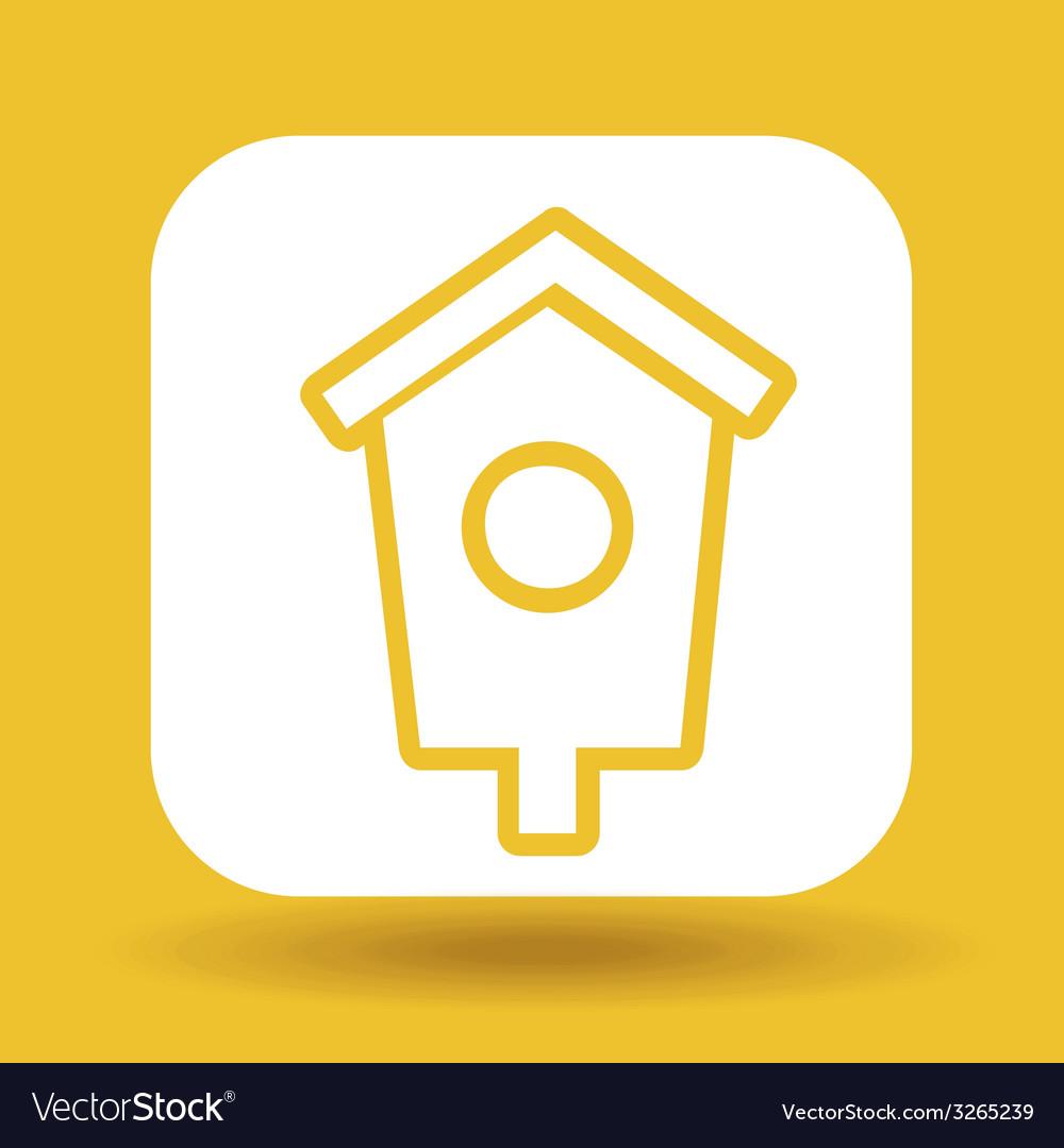 Housebird design vector | Price: 1 Credit (USD $1)