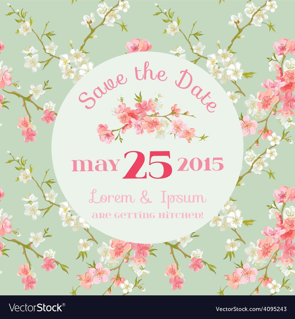 Wedding invitation card vector | Price: 1 Credit (USD $1)