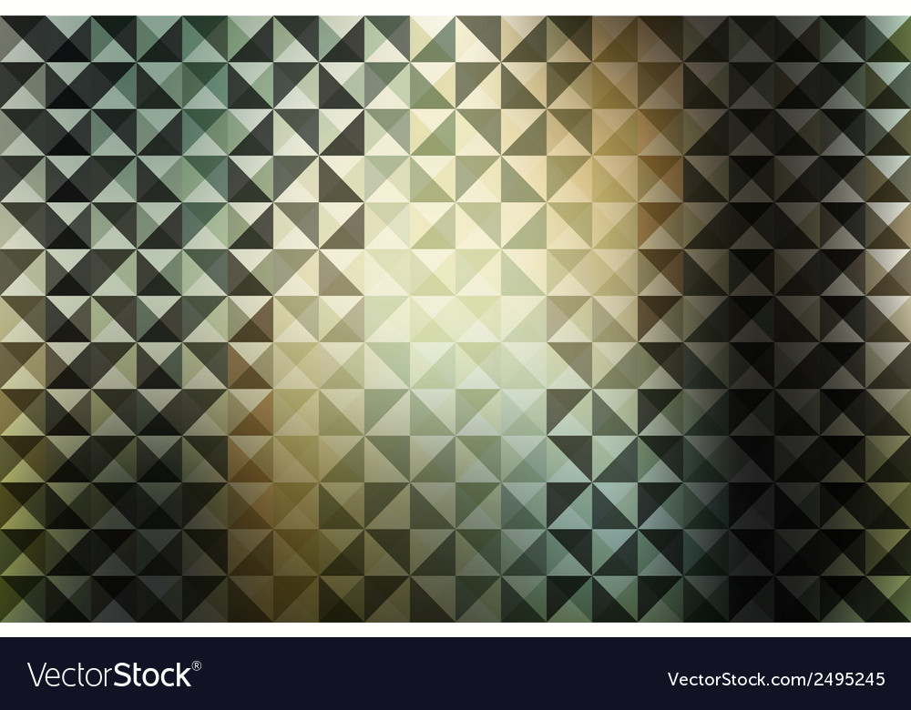 Creative triangle pattern vector | Price: 1 Credit (USD $1)