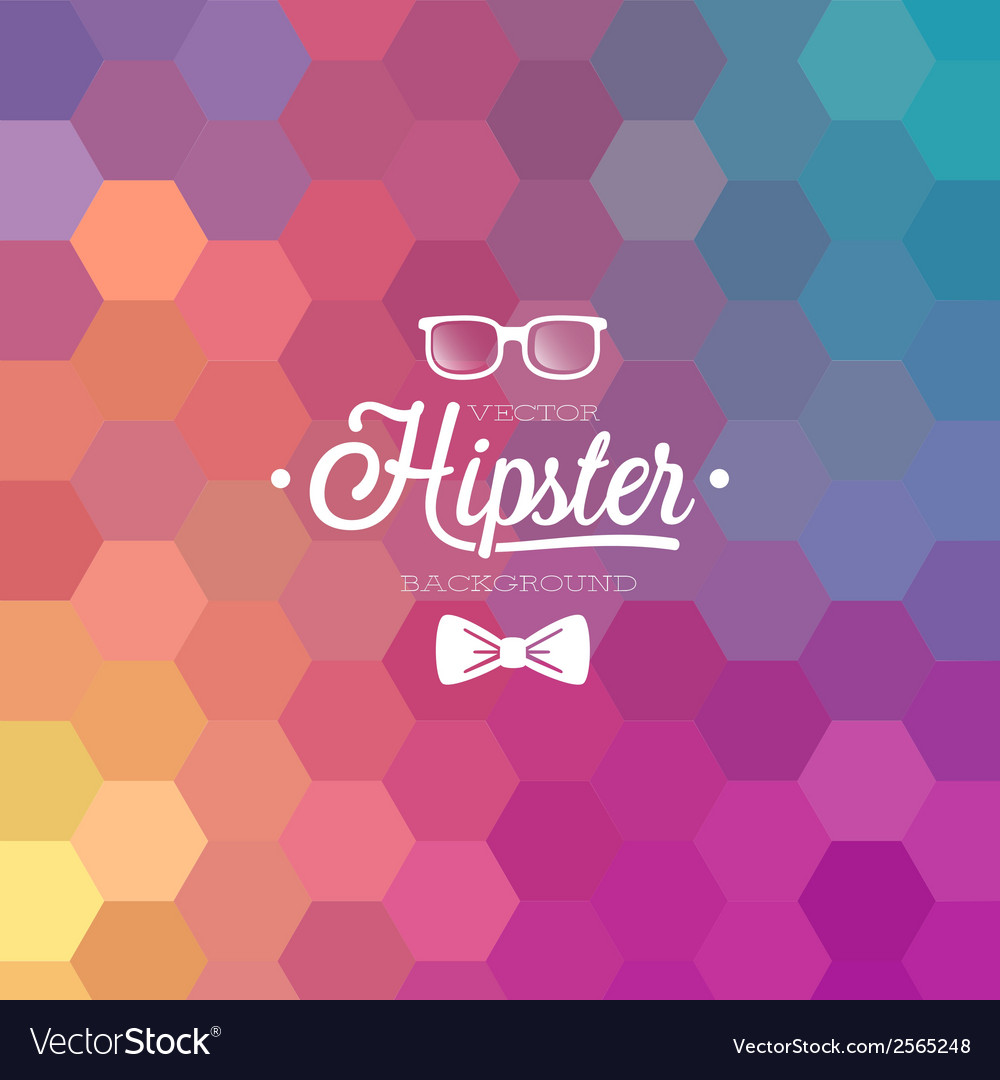 Hipster blur 3 vector | Price: 1 Credit (USD $1)