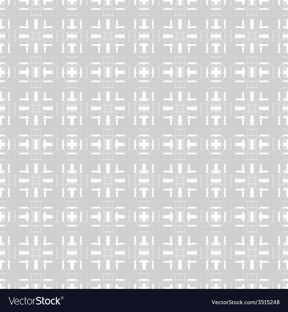 Modern 3d block technical style seamless vector | Price: 1 Credit (USD $1)
