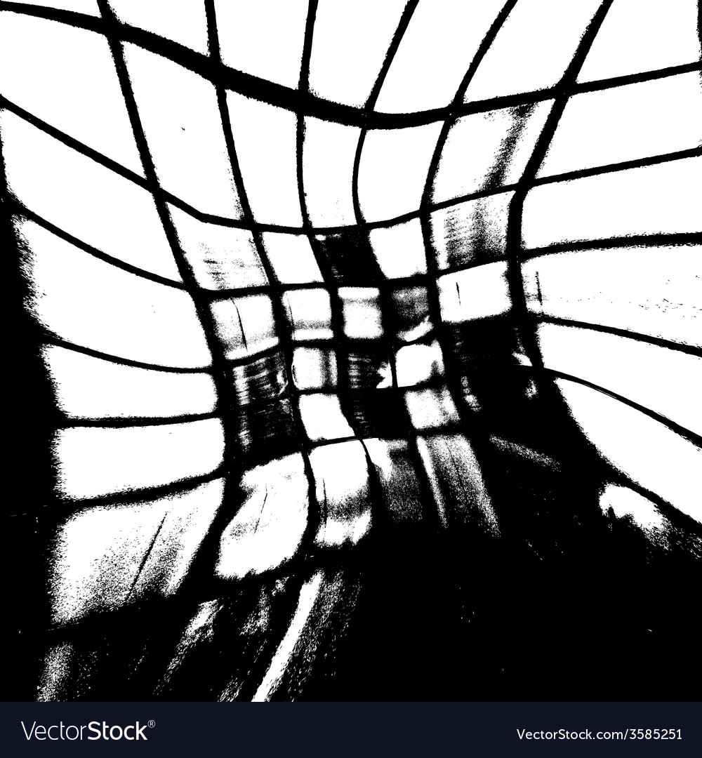 Grid grunge vector | Price: 1 Credit (USD $1)