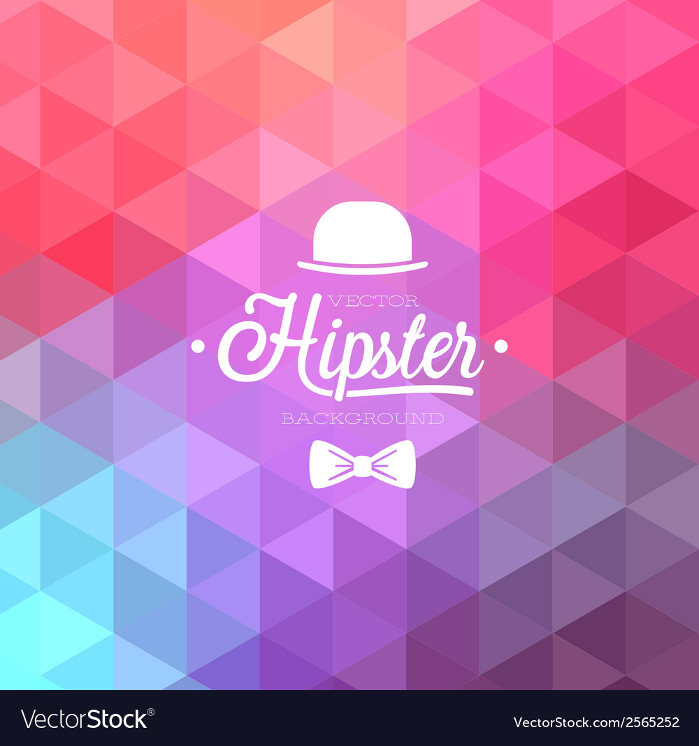 Hipster blur 5 vector | Price: 1 Credit (USD $1)