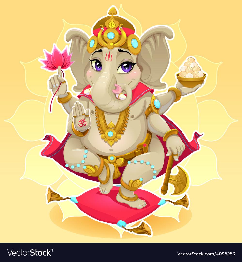 Ganesh vector | Price: 3 Credit (USD $3)