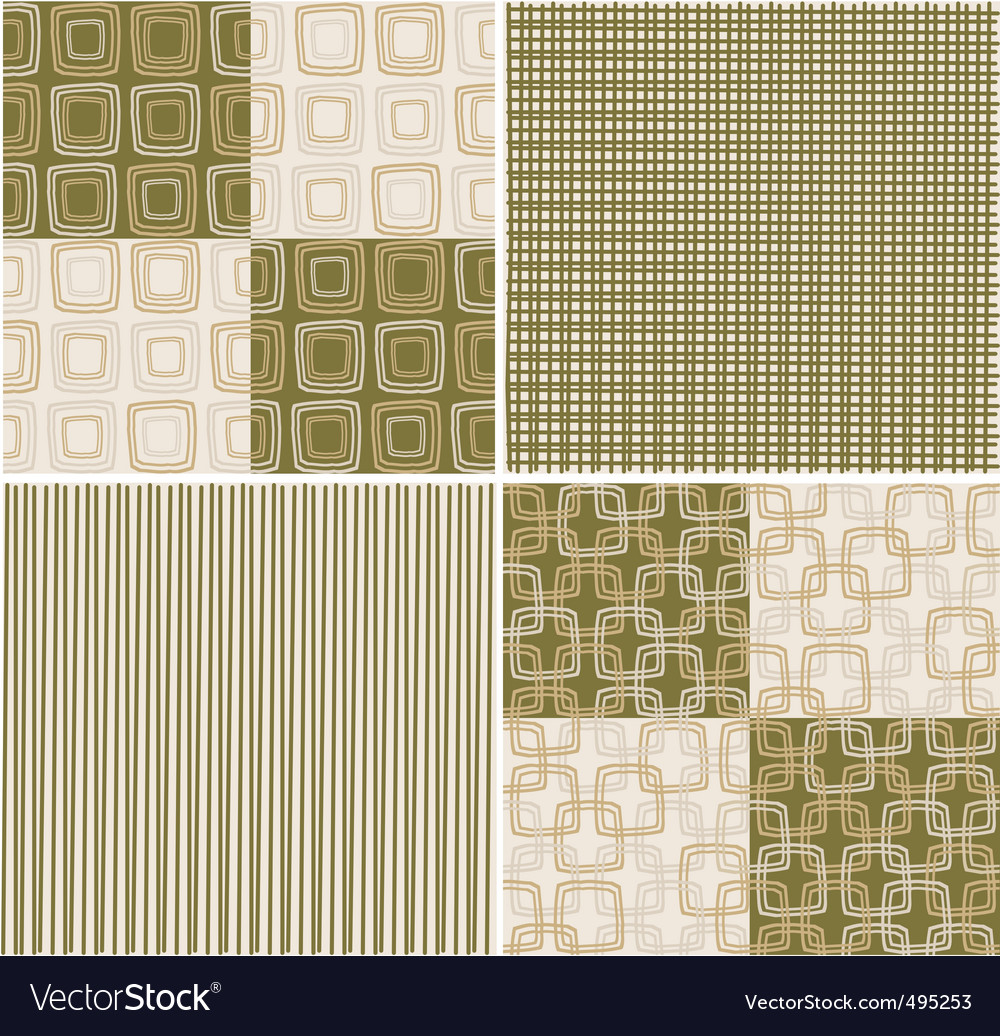 Simple sketched patterns vector | Price: 1 Credit (USD $1)